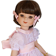 14 Inch ALL BISQUE  'BETSY McCALL'  DOLL