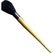 Vintage Antiques Dusting Brush, English (of course :-) OFFER 50% LESS THAN THE 100 ASKING PRIC