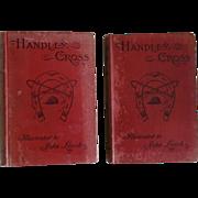 Handley Cross~ 2 Vols. 1st illustrated eds. John Leech