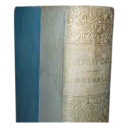 SALE 30% OFF 'Cranford' by Mrs. Gaskell 1892 Preface Anne Thackeray Ritchie