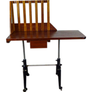 Industrial Table from a Bookbinding Shop Circa 1910