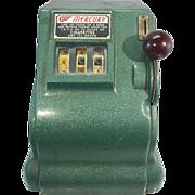 Art Deco Mercury Groetchen Tool & Manufacturing Co Trade Stimulator Arcade Cigarette Slot ...