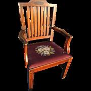 6 - Federal Hepplewhite Chairs by Charak Circa 1930