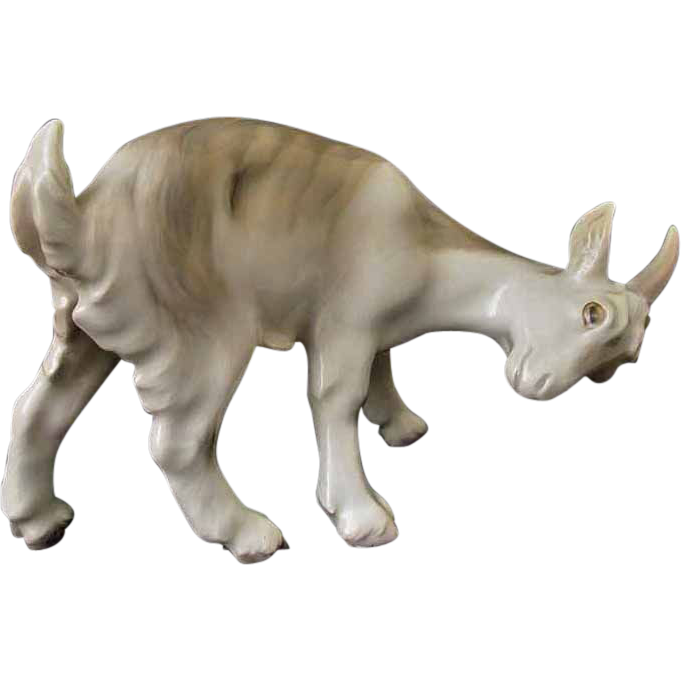Bing and Grondahl Playful Young Goat  Figurine - 20th Century, Denmark