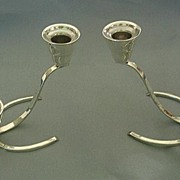 Mexican Candlestick Holder