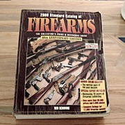 2000 Standard Catalog Firearms Prices 10th Anniversary