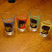 The Beatles Collectors Glasses