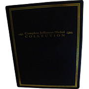 SALE Jefferson Nickel Coin Book Collection 1938 - 2000~ 68 coins
