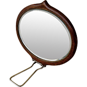 Men's Vintage Travel Shaving Mirror