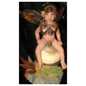 Fairy Hand sculpted
