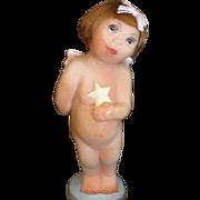 Darling little Angel doll by Pat Kolesar