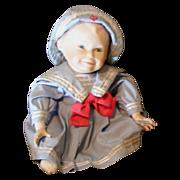 Sweet Yolando Bellos bisque doll