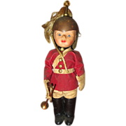 Great vintage Soldier doll