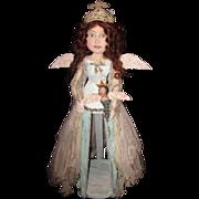 SALE Santos Art doll by Jude Kapron OOAK
