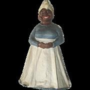 Adorable primitive Folk art Aunt Jemimah/Mammy