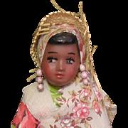 Black  girl doll