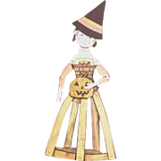 Great Santos Witch for Halloween