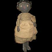 Adorable hand made Black Raggedy Ann
