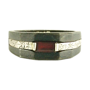Marsh and Co Ruby Ring