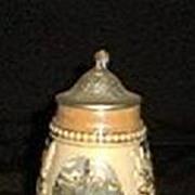 SALE Miniature Lidded Stein- Innsbruk
