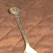 1964 World's Fair Souvenir Spoon