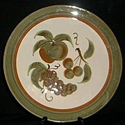 """SALE Stangl Pottery """"Orchard Song"""" Platter"""