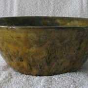 Bennington Pottery Flared Sided Bowl