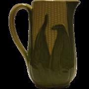 Shawnee Ear Of Corn Pitcher