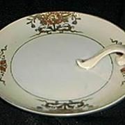 SALE Noritake Hand Painted Lemon Plate