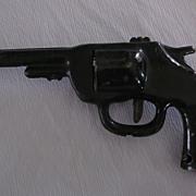 1938 Wyandotte Black Stamped Steel Revolver