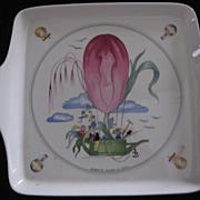 Villeroy & Boch, Le Ballon, Square Plate