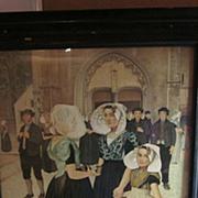 Johann Georg Van Caspel Original Lithograph/Poster 1903