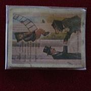 Crackerjack Bear Post Card #7 of 12