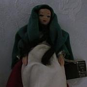 Peggy Nisbet Costume Doll Irish Lass