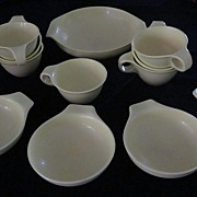 Russell Wright Home Decorators Melamine Dinnerware, 12 Pieces