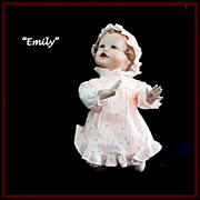 "SALE Doll:  ""Emily"" an original edition in the ""Yolanda's Picture-Perfect Babie"