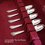 Lancaster by Gorham place setting teaspoon