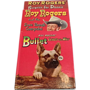 SOLD 3 Vintage Roy Rogers Whitman Children's Books from the 1950s - Red Tag Sale Item