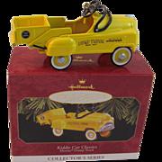 SOLD Murray Dump Truck Hallmark Keepsake Ornament Kiddie Car Classics Collector's Series - 199