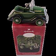 SOLD Murray Steelcraft Airflow Hallmark Keepsake Ornament Kiddie Car Classics Collector's Club