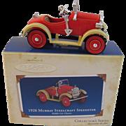 SOLD Murray Steelcraft Speedster Hallmark Keepsake Ornament Kiddie Car Classics Collector's Se