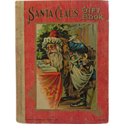 SOLD Santa Claus Gift Book - Victorian Children's Book - Hurst & Co, NY - Red Tag Sale Ite