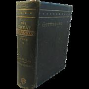 SOLD 1887 Civil War Book - Gettysburg - The Great Invasion of 1863 - General Lee in Pennsylvan