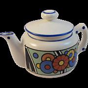 Czech Art Deco Teapot For One