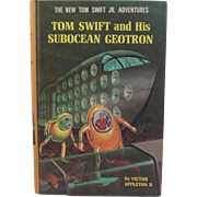 Tom Swift and His Subocean Geotron Book
