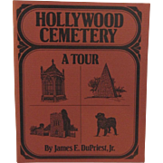 SOLD Hollywood Cemetery A Tour by James E DuPriest Jr - Famous Richmond Virginia Cemetery