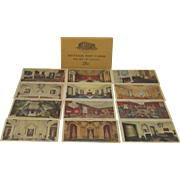 International Eastern Star Temple Postcards