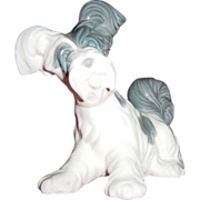 Lladro Adorable Skye Terrier 4643