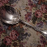 SOLD Wm A Rogers Silverplated Hanover Berry Spoon