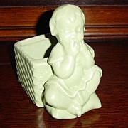 Haeger Little Girl Vase or Planter